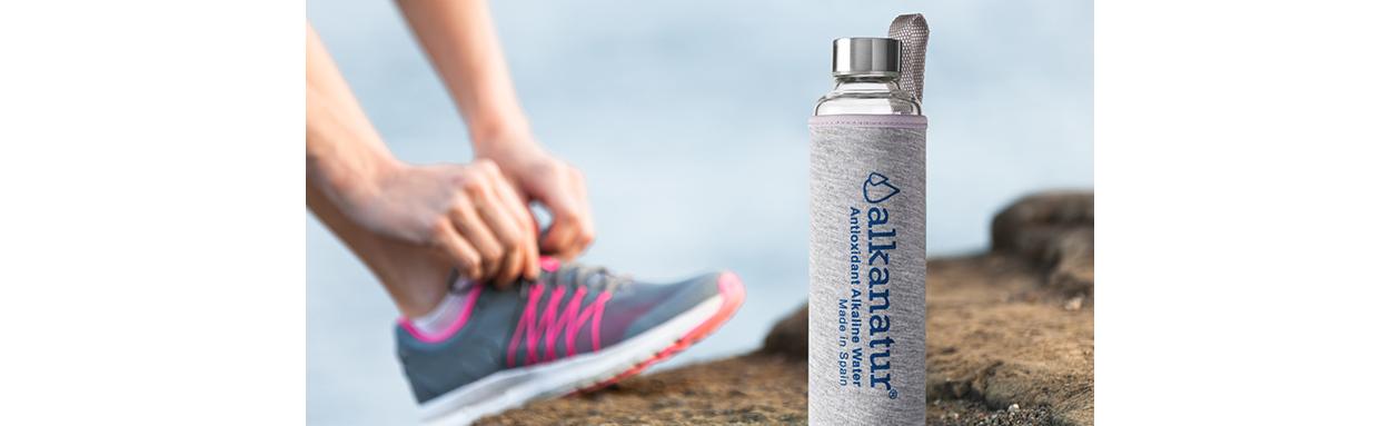 Agua Alcalina en el deporte