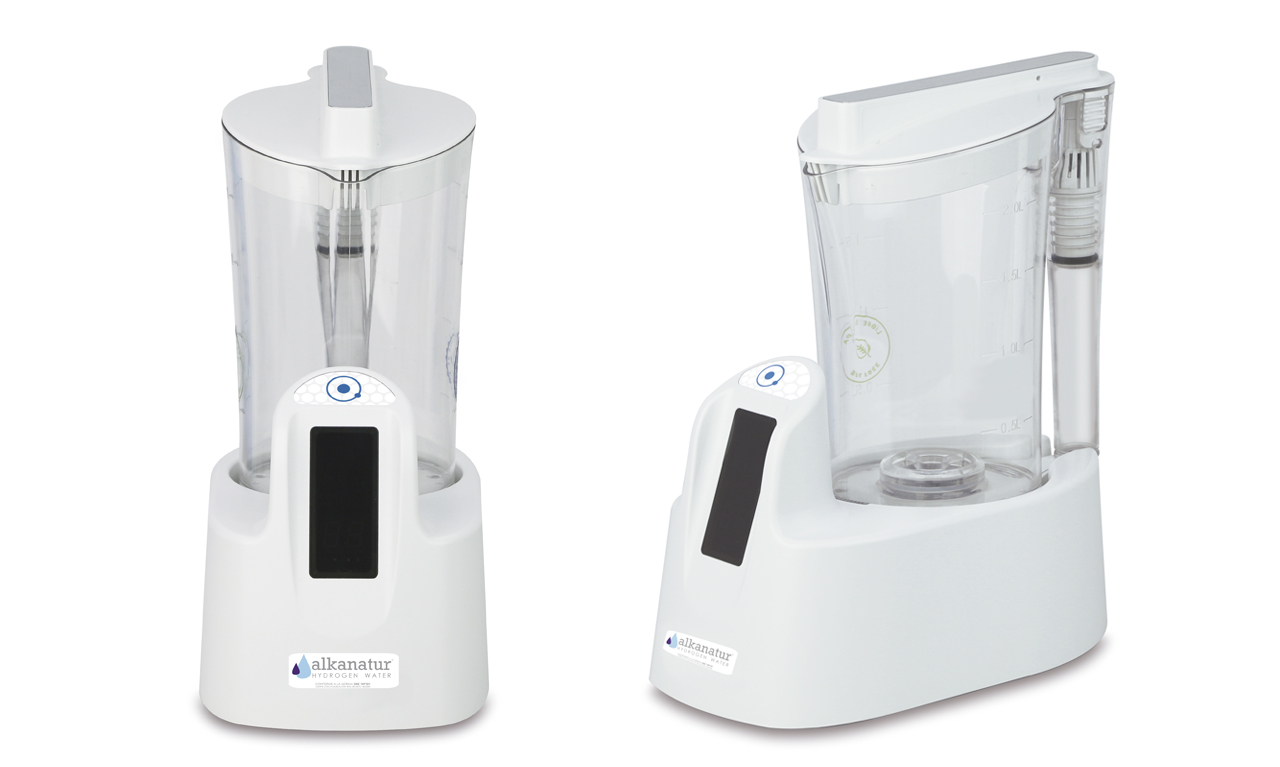 Características Hidrogenerador de Agua Alkanatur
