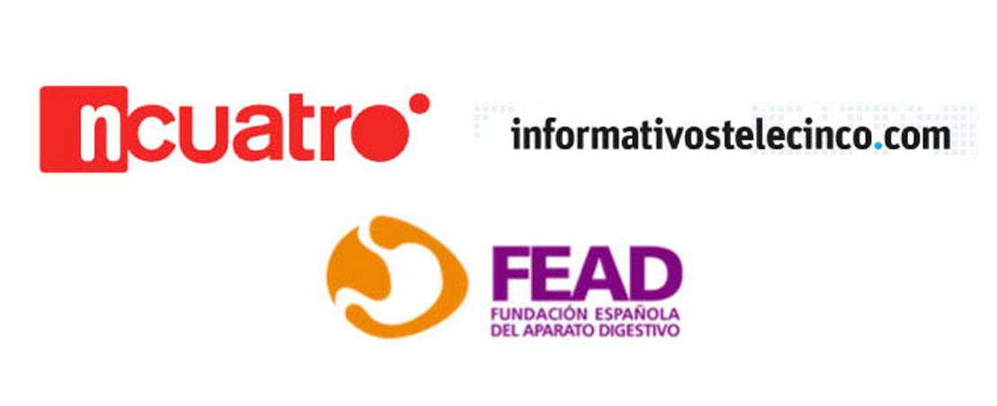 Informativos Telecinco - Cuatro España - FEAD España